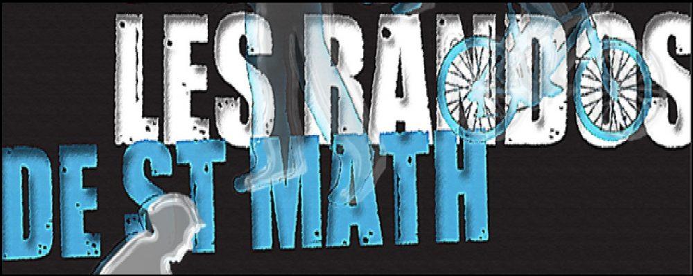 Edition 2020 des Randos de Saint Math – Annulée –